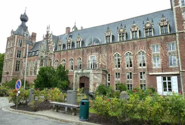 Escola de Arquitetura | Universidade de Leuven | Bélgica | Foto: Andrea Tissenbaum