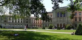 Universidade de Genebra   Foto: Geri340, via Wikimedia Commons