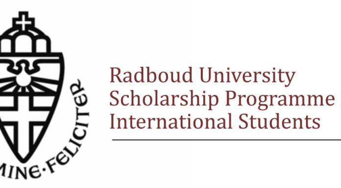 Bolsas para mestrado na Universidade Radboud | Crédito: divulgação