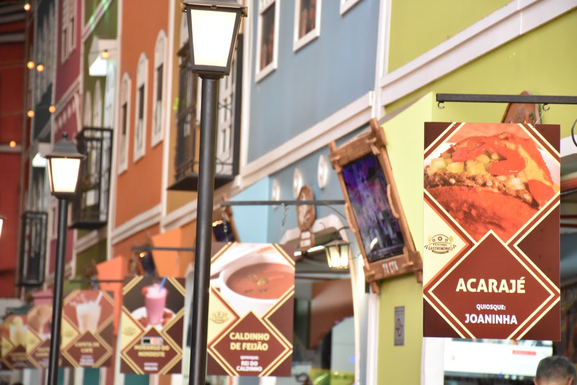 Festival Gastronômico Nordestino traz 23 sabores típicos por R$ 10