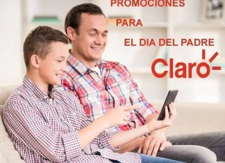 Claro Día del Padre 2019, Promociones de Celulares Online 23