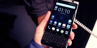 BlackBerry KEYone en Argentina, Precio y Características 6