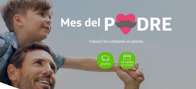 día del padre movistar argentina 2020