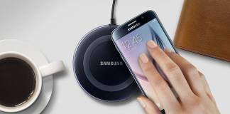 Cargador Inalambrico Samsung se pausa o no carga el Galaxy S8
