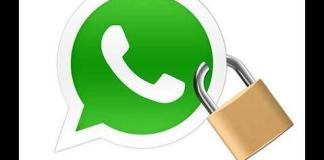 ¿Como Ponerle una Contraseña a Whatsapp? 1