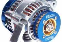 alternador motor