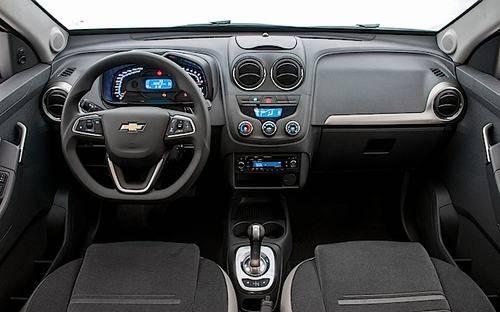 Chevrolet Agile 2014 1