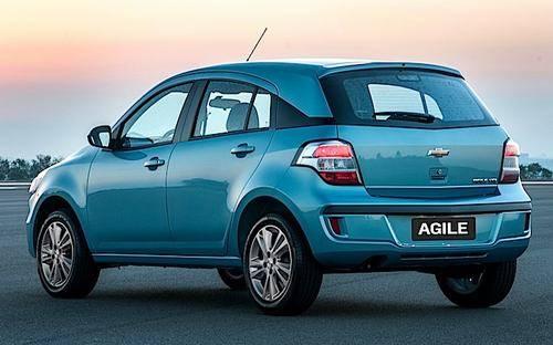 Chevrolet Agile 2014 3
