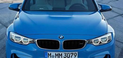 El Nuevo BMW M3 2015, precio y características 1