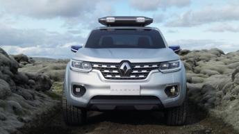 Renault Alaskan en Argentina, Precio, Fotos de la pick-up de Renault 6