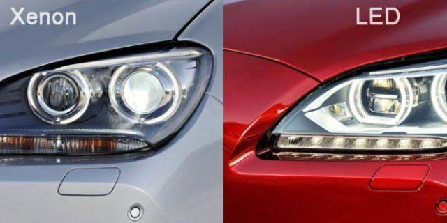 Luces de Xenon vs Luces Led ¿Ventajas y Desventajas?