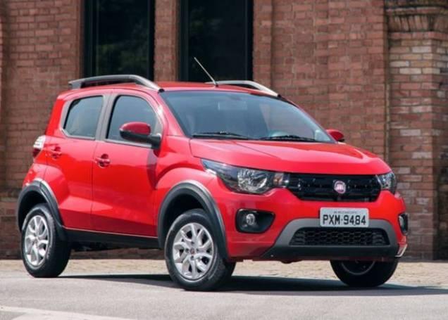 Fiat Mobi 2019 en Argentina, Precios, Motor, Equipamiento