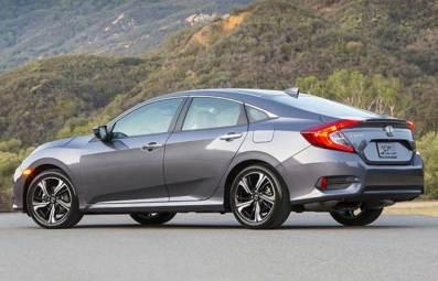 Nuevo Honda Civic 2017, Precio, Motores y Versiones Disponibles 5