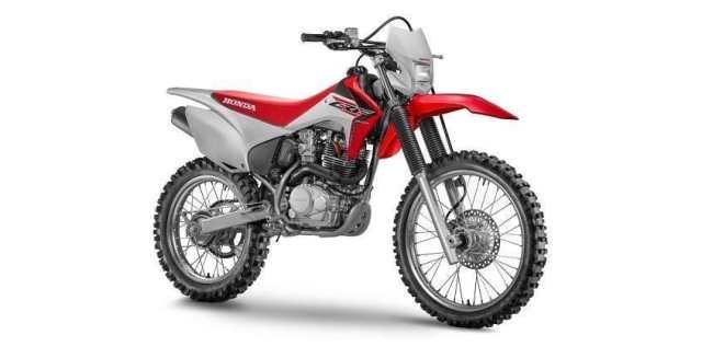 Nueva Honda CRF230F 2020 en Argentina