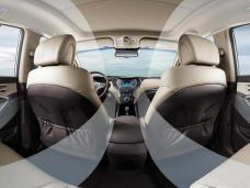 Hyundai Grand Santa Fe V6 (2018) Precio, Equipamiento, Fotos, Motor 10