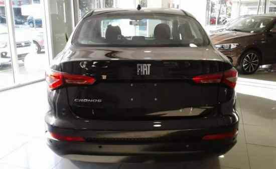 Precios del Fiat Cronos 2020 en Argentina