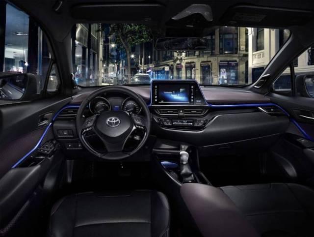 Toyota C-HR 2020 en Argentina