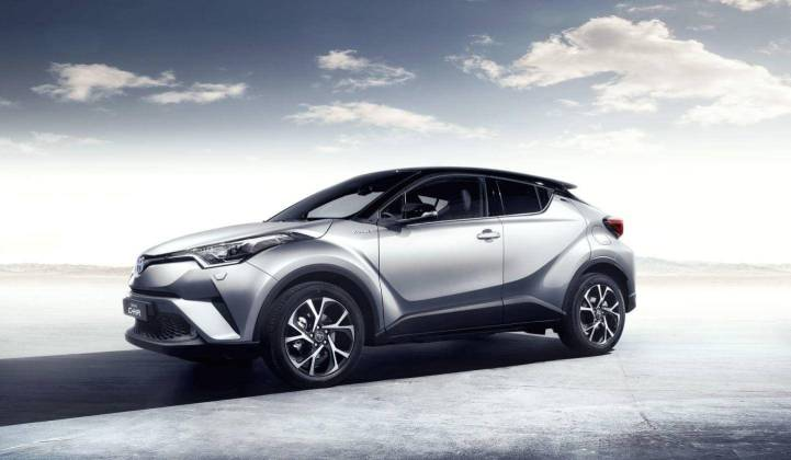 Toyota C-HR 2020 Precio en Argentina, Versiones, Fotos