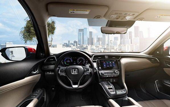 Nuevo Honda Insight 2019  Hibrido