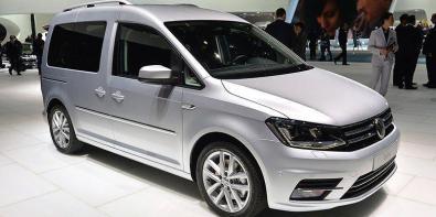 Volkswagen Caddy (2019) TDI Confirmada, Motor, Fotos 5