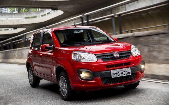 🏅 Fiat Uno Way 2020