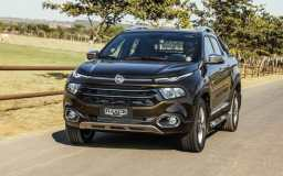 Fotos de la Nueva Fiat Toro Ranch 2019 que llega a la Argentina 3