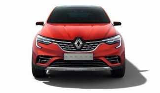 Renault Arkana es revelado antes del Salón de Moscú 4