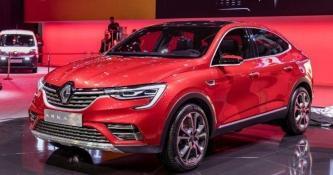 Renault Arkana es revelado antes del Salón de Moscú 6