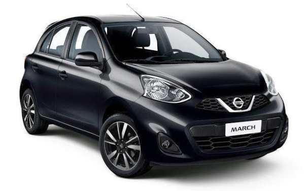 Nissan March Active $858.400 Nafta 1.6 L 107cv
