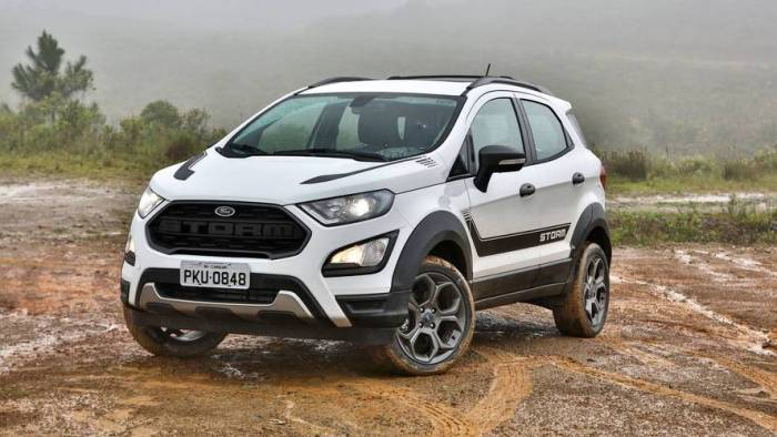 ford ecosport 2019 cambio automatico