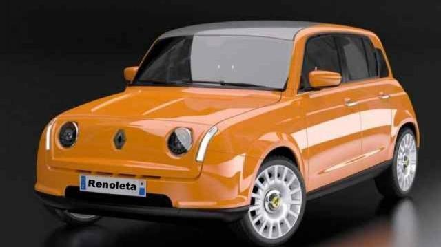 Renault 4 2020