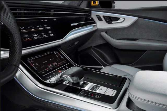 Nuevo Audi Q8 2020: Interior