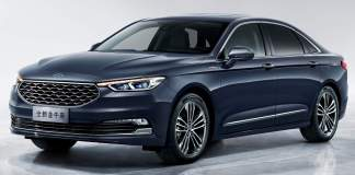 Ford Taurus Vignale 2019 en China (El nuevo Ford Taunus Argentino)
