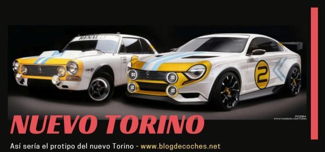 Nuevo Torino 2020, Vuelve el TORO con un diseño Prototipo Futurista