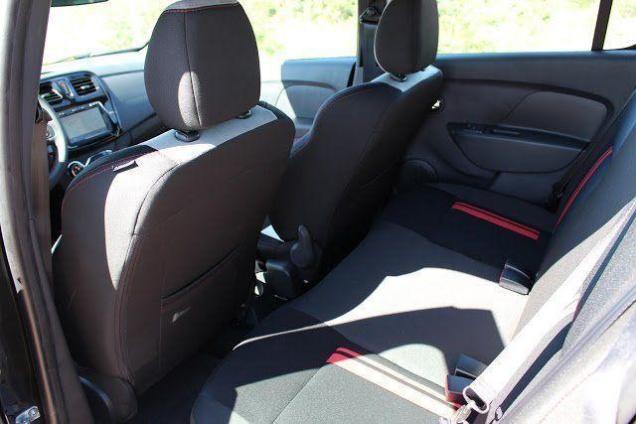 Renault Sandero RS 2020: Motor, Equipamiento, Precio 5