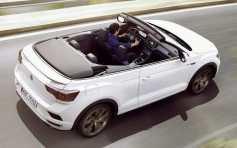 Asi es el Volkswagen T-Roc 2020 Cabriolet que se presento ayer 9
