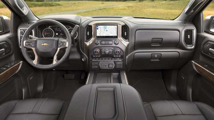 Nueva Chevrolet Silverado 2020, Precio, Consumo, Fotos