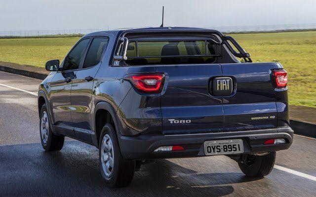 Fiat Toro 2020 en Argentina