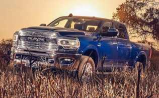 Nueva RAM 2500 Laramie 2020: Precio, Motor, Equipamiento y Fotos 1