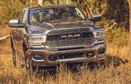 Nueva RAM 2500 Laramie 2020: Precio, Motor, Equipamiento y Fotos 4