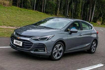 Nuevo Chevrolet Cruze 2020 viene con Internet y WIFI 1