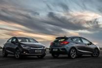 Nuevo Chevrolet Cruze 2020 viene con Internet y WIFI 5