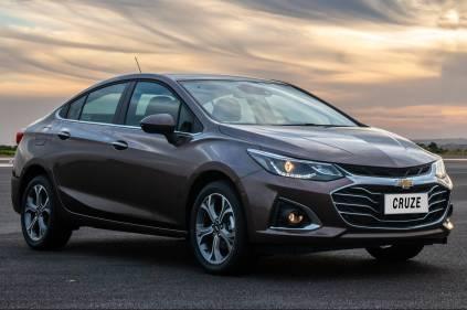 Nuevo Chevrolet Cruze 2020 viene con Internet y WIFI 6