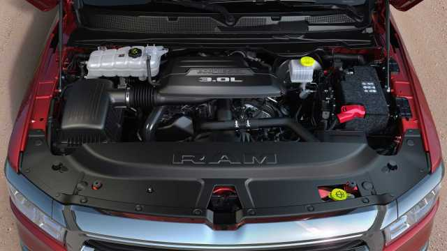 Asi es la Nueva Dodge Ram 1500 2020 presentada en EEUU