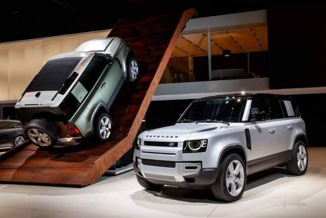 Nueva Land Rover Defender 2020