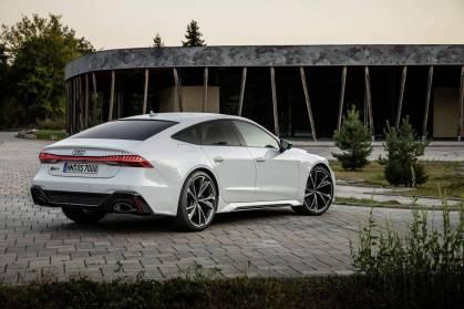 Nuevo Audi RS7 Sporback 2020 es más rápido de lo que dice Audi 2