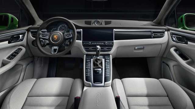 Nuevo Porsche Macan 2020 V6 biturbo