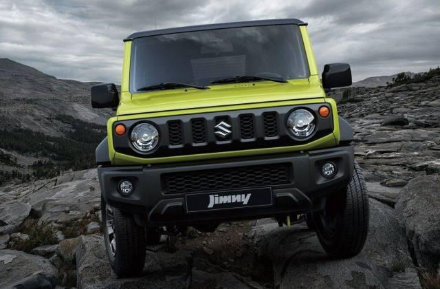 Suzuki Jimny 2020 en Argentina