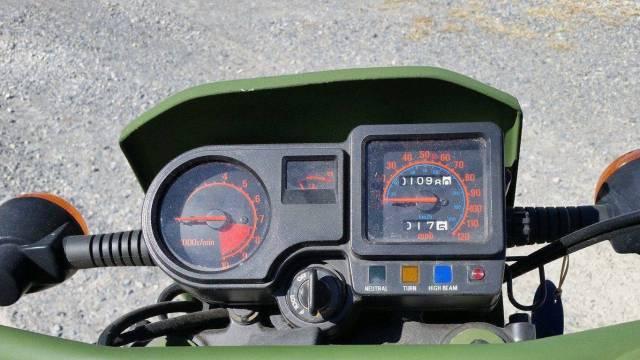 Kawasaki KLR650 Diesel M1030M1, La moto diesel de los Marines de EE.UU.