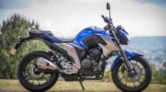 Yamaha Fazer 250 2020: Precio, Ficha Tecnica, Fotos y Consumo 11